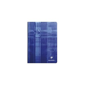 Cahier Clairefontaine piqué 24 x 32 - 192 pages - Seyes - 90 gr