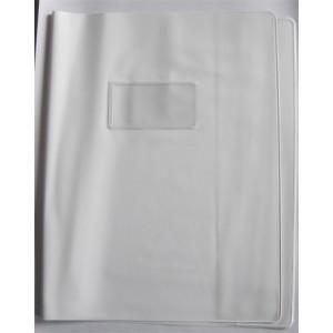 Protège cahier en classe - 17x 22 - 20/100 - à carreaux