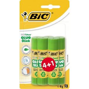 Baton de colle Bic Lot de 5  - 8 gr