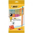 Porte mine jetable Bic - 0,7 mm - Sachet de 10