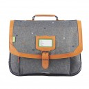Cartable Tann's - Gibeciere 38 cm - Chines King