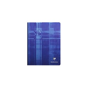 Cahier Clairefontaine 17 x 22- 144 pages - Seyes- 90 gr