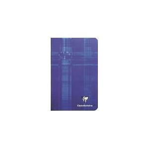 Carnet piqué Clairefontaine - 11 x 17 - 96 pages - 90 gr - 5 x 5