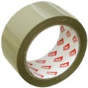 Ruban emballage Havane PVC - 50  mm x 66 M