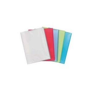 Protège document Chromaline- 21 x 29,7-10 pochettes-20 vues-Asso