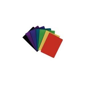 Protège document soudé - A4 - 100 pochettes - 200 vues - Assorti