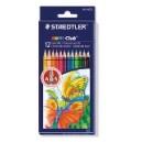 Crayon de couleur Norbis Club 144 - Etui de 12