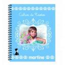 Cahier de texte Martine - reliure integrale 17 x 22 - seyes